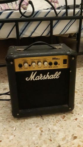 Amplificateur Marshall 10w