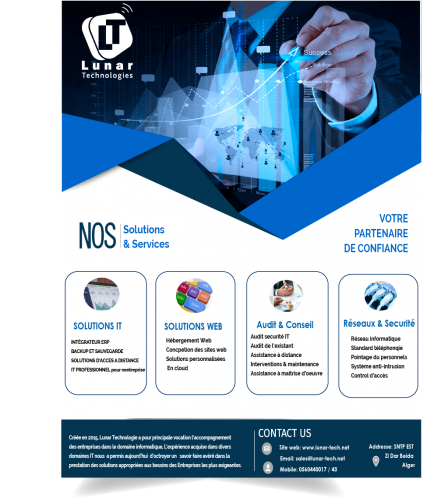 services et solutions