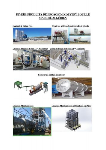 Machines de Constructions et Industrielles