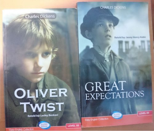 great expectations et oliver twist