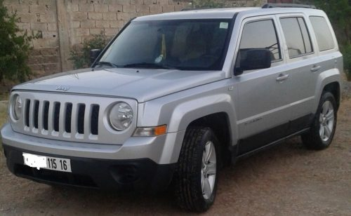 Jeep patriot essence 2015 156ch
